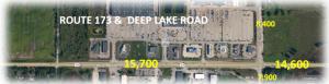 Traffic Counts 173 & Deep Lake Rd