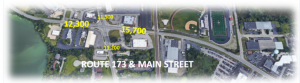 Traffic Counts Rt 173 & Main St
