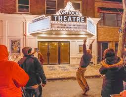 antioch theatre