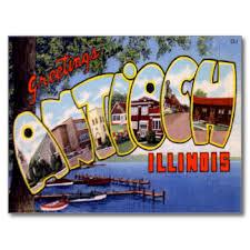 Antioch postcard