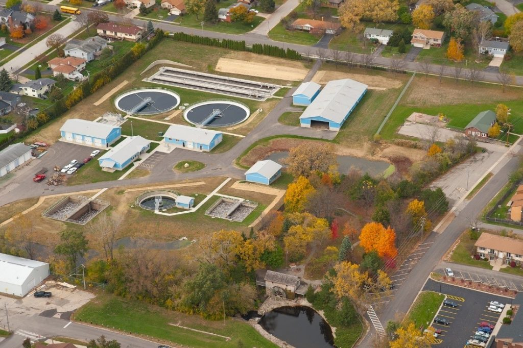 Antioch Wastewater Treatment Facility